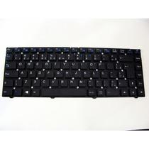 Teclado Itautec W7535 W7545 A7520 6-80-w2440-330-1 Br Com Ç