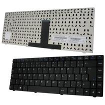 Teclado Original Notebook Megaware Meganote 4129 Philco 14d