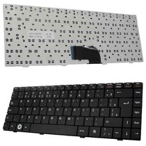 Teclado Itautec W7410 W7415 Notebook Pn V092305bk1 Br A01