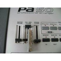 Potenciometro Deslizante Korg Original Pa-50/pa-80/pa/60novo
