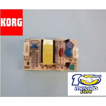 Placa Inv Da Lampada Display Teclado Korg Pa-50/ Pa-50 Sd