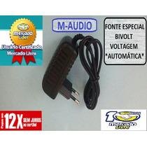 Fonte Teclado Controlador M- Audio Keystation/ Prokeys Etc..