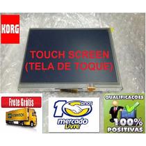 Touch Screen (tela De Toque) Teclado Korg Pa600 Promoção