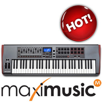 Novation Impulse 61 Ñ É Axiom Oxygen Umx610 Launchkey Mpk61