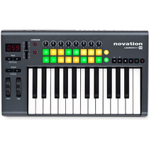 Teclado Controlador Midi Usb Novation Launchkey 25