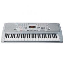 Teclado Musical Key Black Kb223 Lcd 61 Teclas