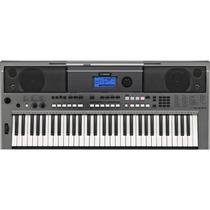 Teclado Digital Portátil Yamaha Psr-e443 De Cinco Oitavas E