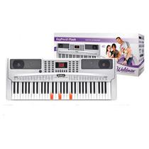 Teclado Waldman Musical Kep 61f Com 61 Teclas