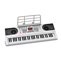 Teclado Musical Waldman Stk-61 Studentkeys 61 Teclas + Fonte