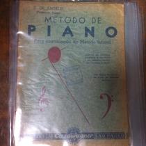 Livro Metodo De Piano