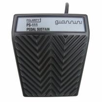 Pedal Giannini De Sustain Para Teclado Ps-111 Pedal Teclado