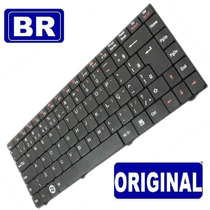 Teclado Original Notebook Cce Win E25l+ - 71gi30414-10 -f11
