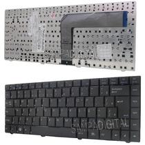 Teclado Notebook Positivo Unique N3100 Mp-09p88paf51 Novo