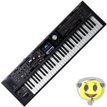 Teclado Orgão Sintetizador Roland Vr 09 Mostruario Kadu Som