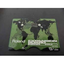 Placa De Expansão Roland Srjv80-05 World