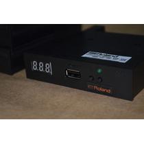 Novo Drive Emulador Usb 1000 Partições Roland E66 E86 E96