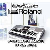 Lançamentos! Ritmos Roland Profissionais Novos !