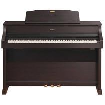 Piano Roland Hp508 Rw Na Cheiro De Música Loja Autorizada !!