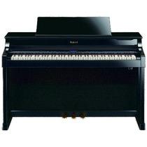 Piano Roland Hp307pe Na Cheiro De Música Loja Física !!
