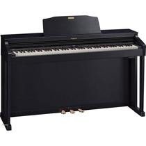 Piano Roland Hp504 Cb Na Cheiro De Música Loja Autorizada !!