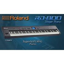 Piano Digital Roland Rd-800 Rd800