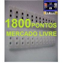 Borracha Teclado Roland G-800 Promoção Aproveite Sem Juros