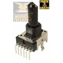 Potenciômetro Original Teclado Roland Juno D Frete Gratis
