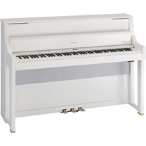 Piano Roland Lx15 Epw - Loja Bolero Music - Nf E Garantia !!