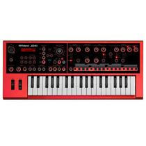 Sintetizador Roland De 37 Teclas Jd-xi-rd Vermelho Com Entra