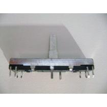 Potenciometro Volume P/ Teclados E36/xp10/a37/a33/a30/dx7/ii