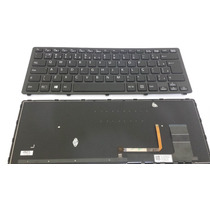 Teclado Notebook Sony Svf14n Frame Backlit Imuminado Win8