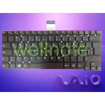 Teclado Notebook Sony Vaio Svt13 Séries Preto 149034611br Ç