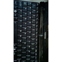 Teclado Toshiba Mini Nb200 Nb201 Nb205 Nb255 Nb300 Preto