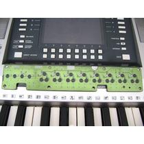 Placa Dos Botões (regist 1 A 8) Yamaha Psr-s910/900/710/700