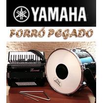 Ritmos Yamaha - Forró Pegado