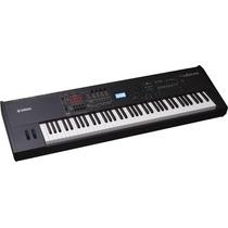 Sintetizador Yamaha S70xs - Mesmo Sons Do Motif Xs +piano Xf