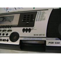 Parte Ou Gabinete Superior Teclado Yamaha Psr-550 (peças)
