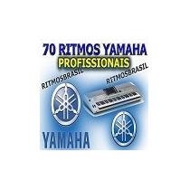 Pacote De 70 Ritmos Yamaha Profissionais