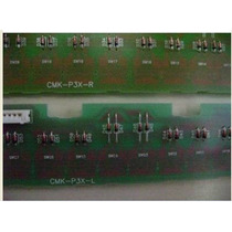 Kit 2 Reguas P/ Teclado Yamaha Psr540 Lançamento Reforçada