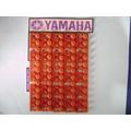 *05 Borrachas Peças Teclado Yamaha Psr-640 Original S/juros