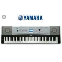 Teclado Piano Digital Portátil Yamaha Dgx-530