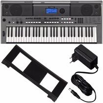 Teclado Musical Arranjador Yamaha Psr E443 + Fonte Original