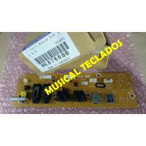 Placa Midi Usb Video Djk X4640 Teclado Yamaha Psr S900 Nova