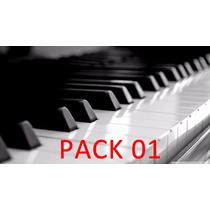 Pack 1 - Samples De Pianos Para Yamaha Psr-s650, S750 E S950