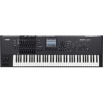 Teclado Sintetizador Motif Xf7 Yamaha Loja Autorizada