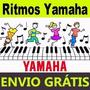 Lançamento 2015!!! Ritmos Top Yamaha Jorginho Dos Teclados