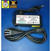 Fonte P/ Yamaha Psr-s550b 16 V Dc 4,5 A ( Super Reforçada )