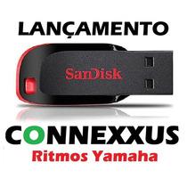 Pendrive C/samples Int. + Ritmos Yamaha - Psr S650-s750/950