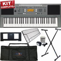 Kit Teclado Musical Psr E353 Yamaha / Antigo Psr E343