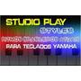 Coletanea Com 70 Ritmos Brasileiros Para Teclado Yamaha